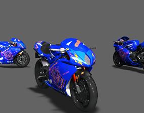 Augasta Sports bike 3D model
