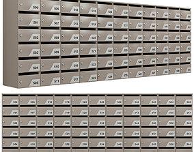 wall 3D Mailbox