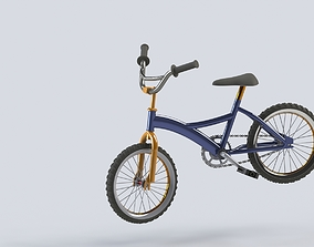 fast Mountain Bike Project for Kids 3D model