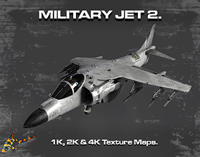 flight MILITARY JET 1 3D model