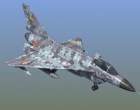 3D model J10 Vigorous Dragon Fighter