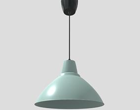 3D asset Ceiling Lamp 5