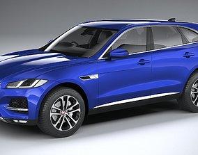 3D Jaguar F-Pace regular 2021