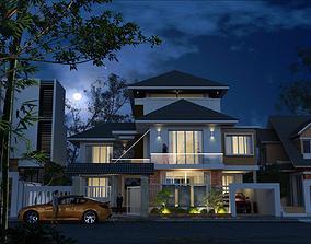 3D Villa Design 2