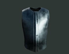 3D asset Medieval armor parts 001 - armor