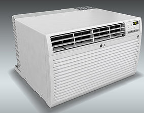3D model lg LG Through the Wall Air Conditioner
