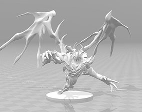 3D print model DotA 2 - Shadow Fiend