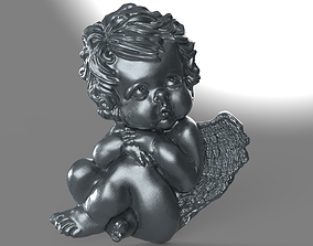 angel 2 retro 3D printable model