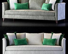 Baker Medida Sofa by Laura Kirar 3D model