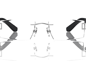 eye Eyeglasses for Men and Women 3D print model