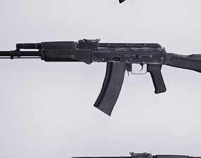 AK101 3D asset