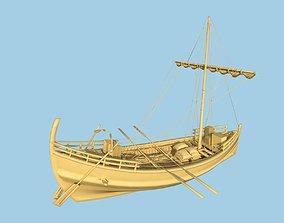 3D model Classic Ship