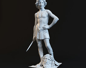 3D printable model furniture David Statue goliath