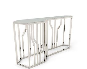 Reflections Console Table 3D