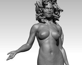 Medusa fantasy 3D model
