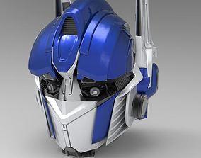 3D model Optimus Prime head
