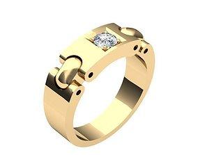 Ring BK414 3D