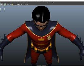 DC Model Robin