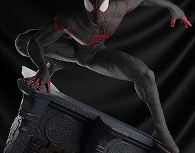 3D print model Amazing Spider Man - Miles Morales