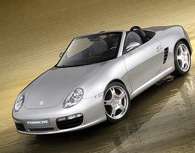 3D Porsche Boxster 2005