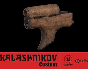 AK - Handguard - Shark 3D model