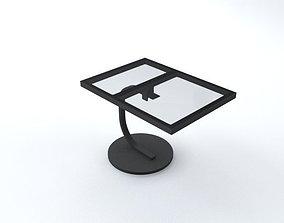 modern 3D Side Table