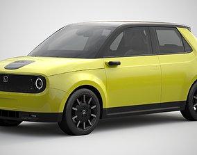 3D model Honda e 2021