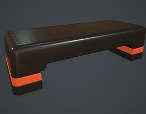 Stepper PBR VR 3D model