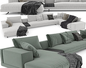 3D model Sofa Mondrian