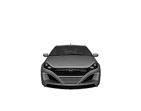 DODGE DART GT 2013 Custom 3D model