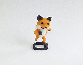 Yiff Fox of the Pedo Pals 3D printable model