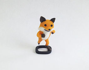 Yiff Fox of the Pedo Pals 3D printable model