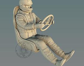 RC Racing Boat Pilot 3D print model