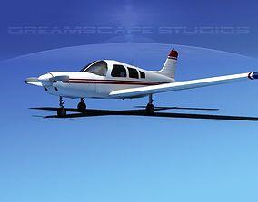 Piper Warrior II 3D