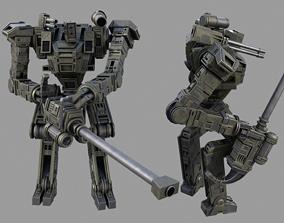 Mech-CDT4 3D