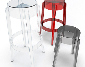 Ghost Stools 3D