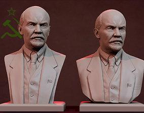3D print model Vladimir Ilyich Lenin
