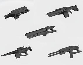 3D print model Shotguns of our time