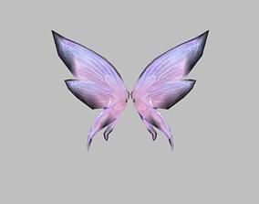 3D model butterfly Wing