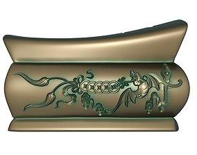 3D print model Coffin
