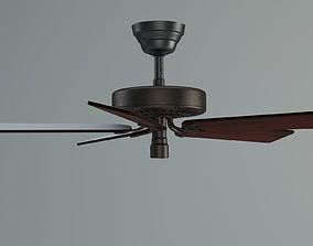 Classic Fan 3d Model