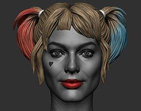 birdsofprey Harley Quinn 3D print model
