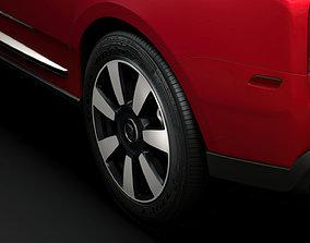 3D model Rolls Royce Cullinan 2020 wheel