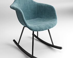 Rocking chair Kenna La Forma 3D