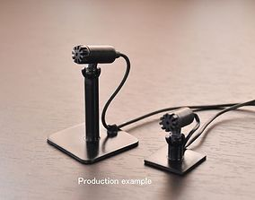 3D printable model Microphone Stand DIY kit hobby-diy