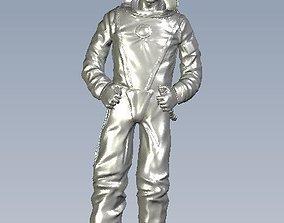 Spaceman 3D print model