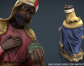 Baltasar King 3D
