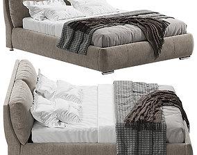 Palima Bed Kaza do sofa 3D model
