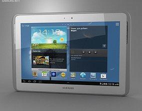 Samsung Galaxy Note 10 1 3D asset
