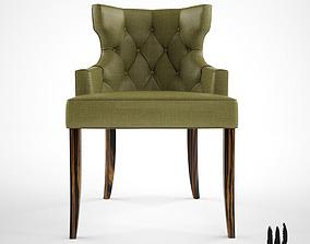 3D model Brabbu Maori dining chair